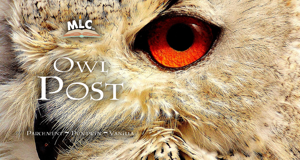 Owl Post  - Hand Poured - Soy Candle