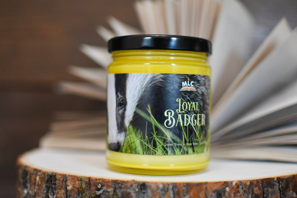 Loyal Honey Badger - Hand Poured - Soy Candle