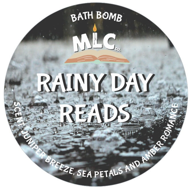 Rainy Day Reads - Bath Bomb