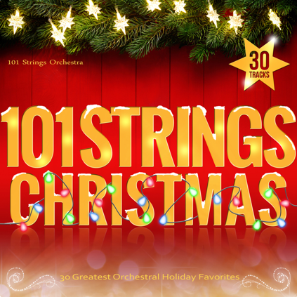 Sleigh Ride - 101 Strings Orchestra (EZ Import)
