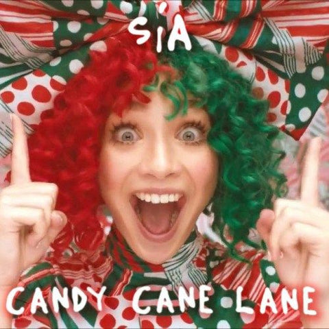 Candy Cane Lane - Sia (EZ Import)