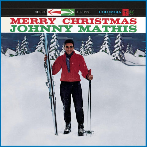 Winter Wonderland - Johnny Mathis (EZ Import)