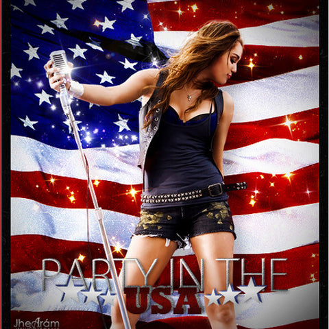Party in the U.S.A. - Miley Cyrus (EZ Import)