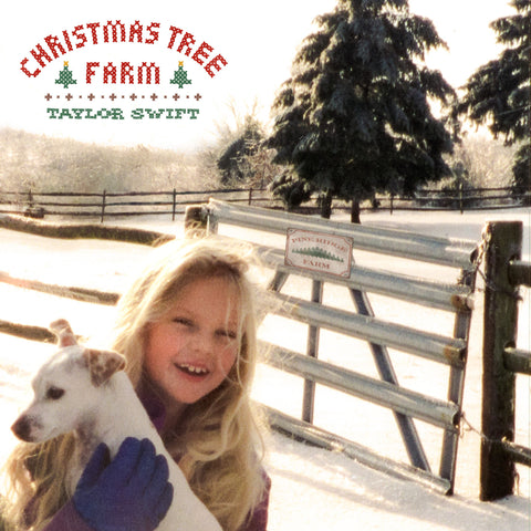 Christmas Tree Farm - Taylor Swift (EZ Import)
