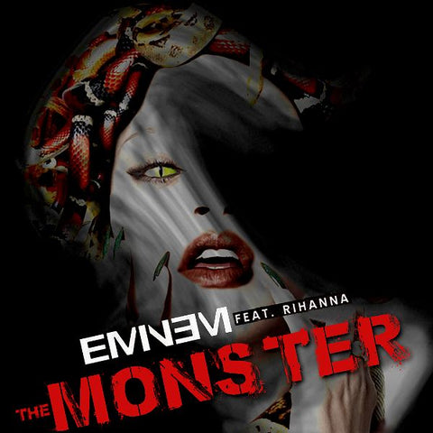 The Monster - Eminem ft. Rihanna (EZ Import)