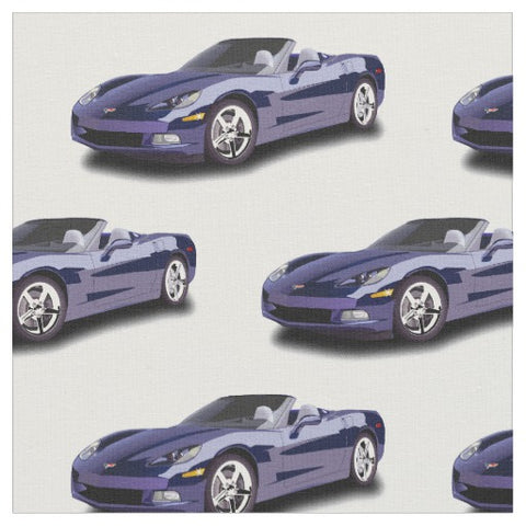 Chevrolet Corvette Convertible Fabric