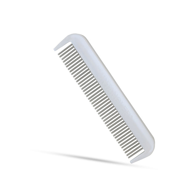 "Untangler 5"" Cat Comb: ultra fine-silky rotating teeth for easy mat removal.  Vet Loved!"