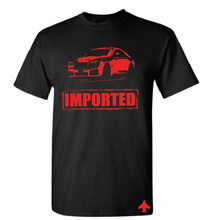 Imported Wraith Black T-Shirt