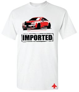 Imported White T-Shirt