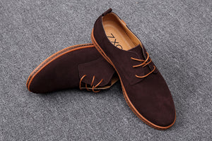 Casual Suede Oxfords Mens shoes