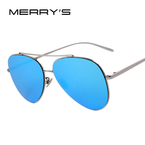 MERRY'S Summer Sunglasses Ultralight Frame