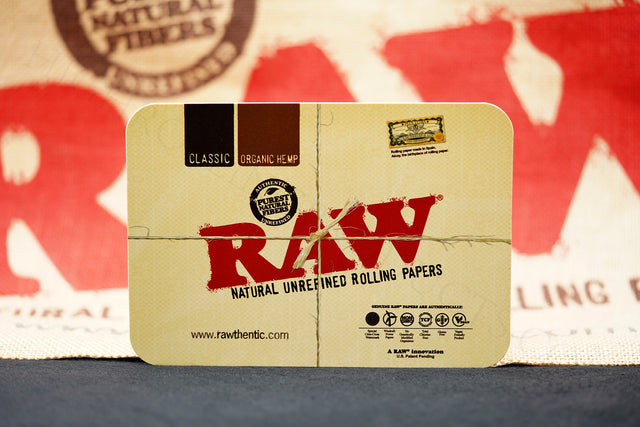 "Raw Magnetic Tray Cover Mini (5"" x 7"")"
