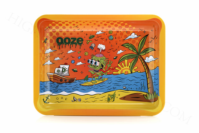 "OOZY Rolling Paper Tray (7"" x 11"")"