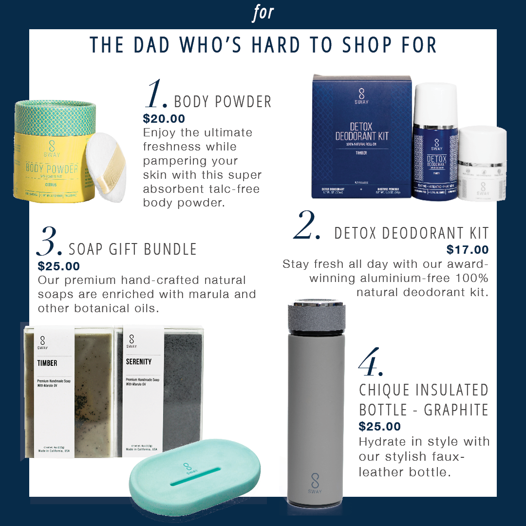 SWAY Gift Guide for the mom who deserves it all
