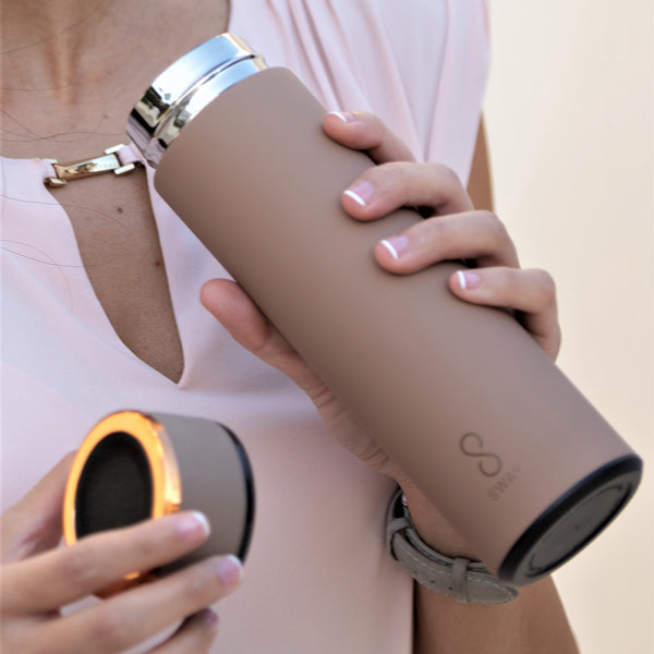 Chique Insulated Bottle - Rose