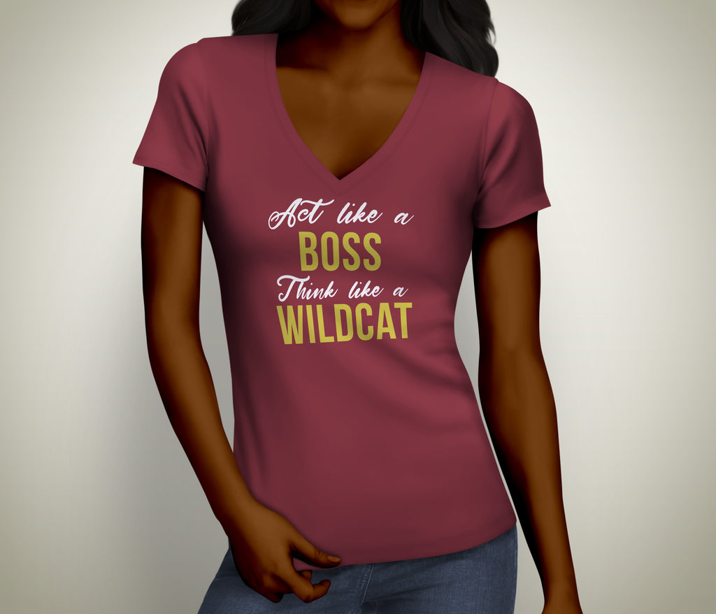 Boss Wildcat™ V-Neck