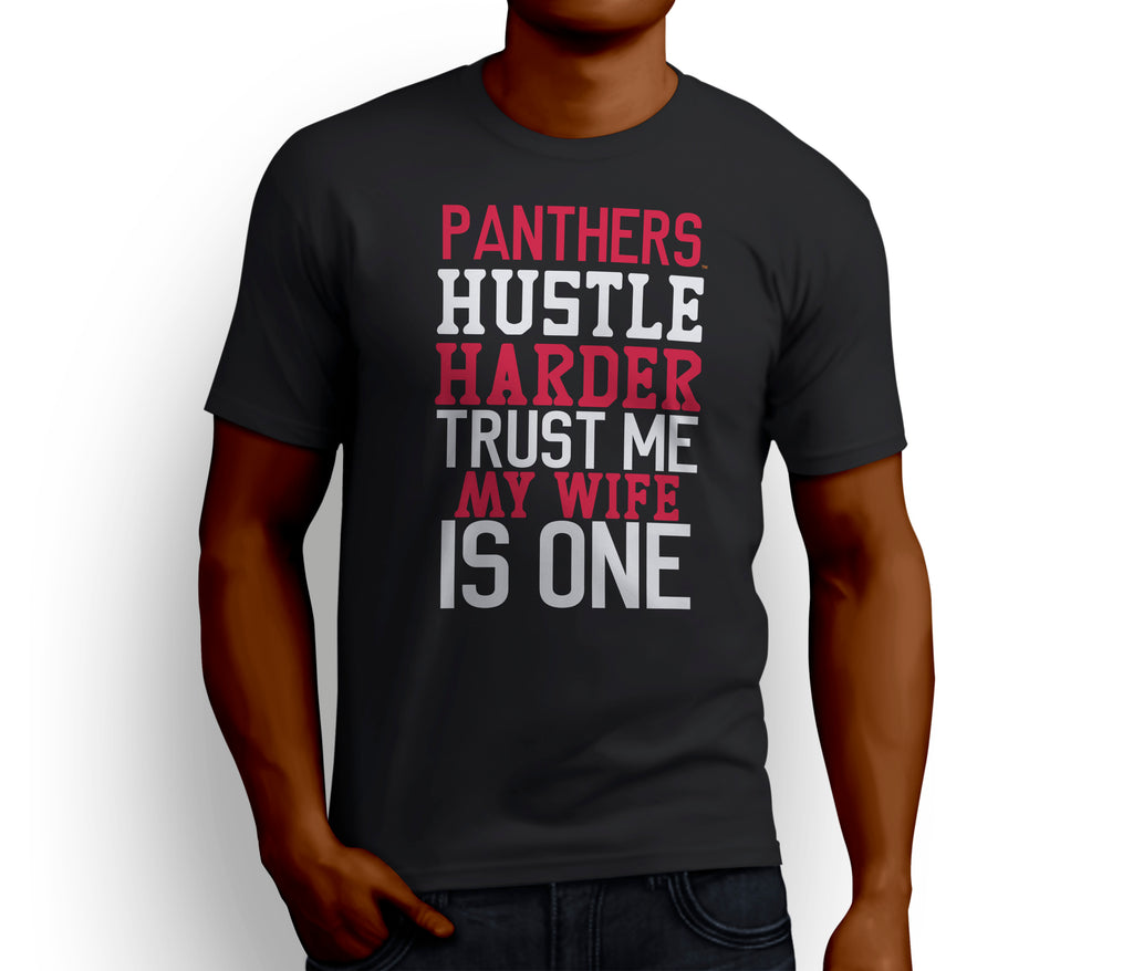 CLARK ATLANTA PANTHERSΓäó Hustle Harder WIFEY