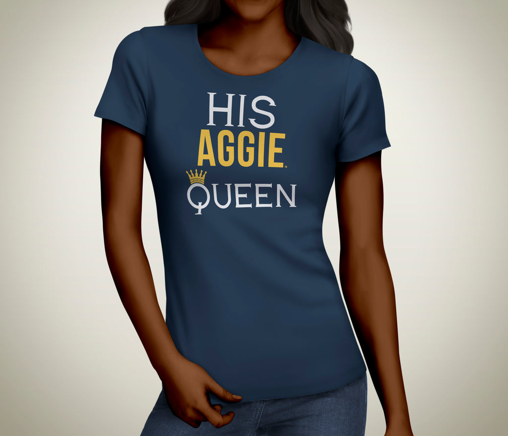 His NC A&TΓäó AGGIE Queen