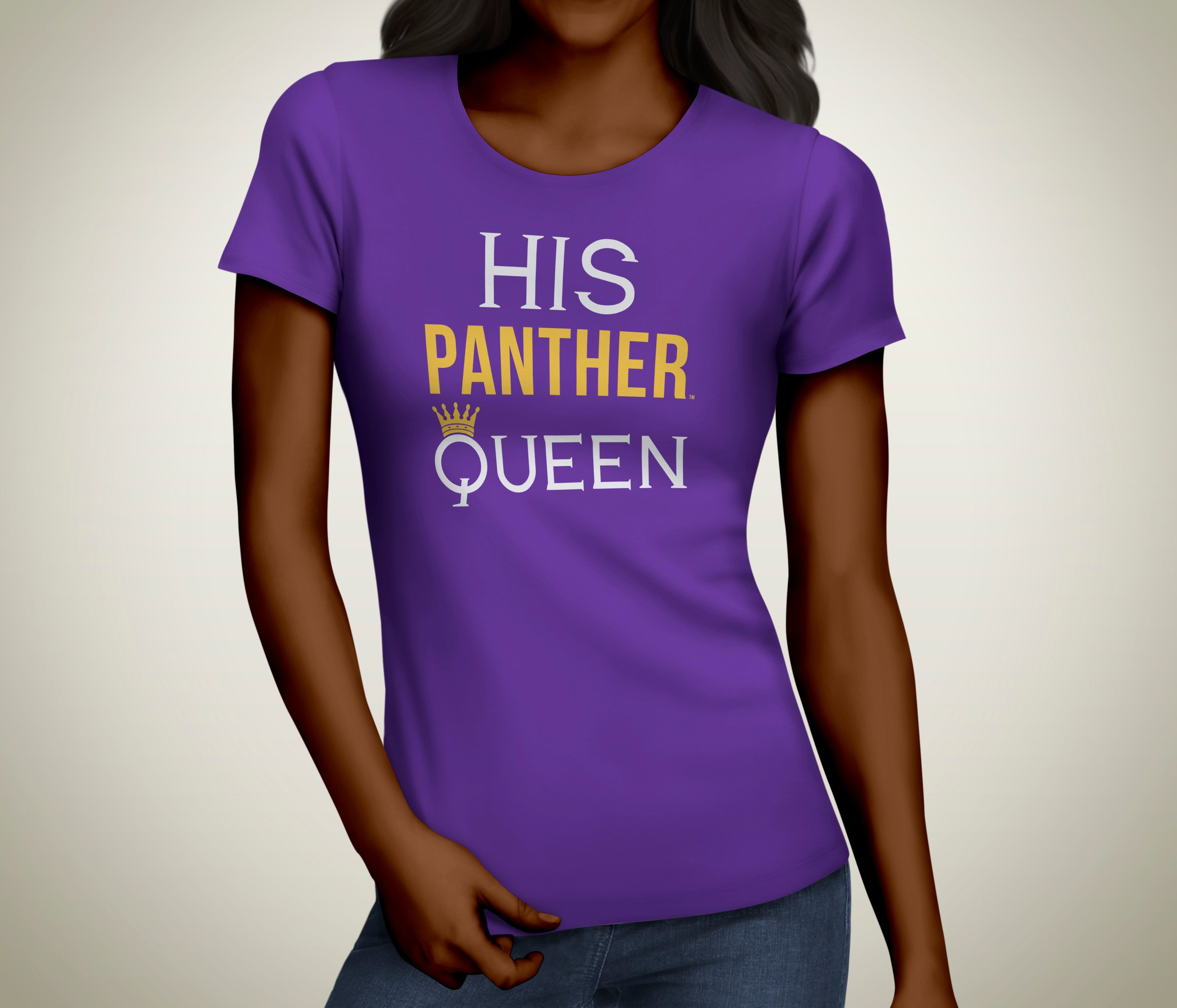 His PVAMUΓäó Panther Queen