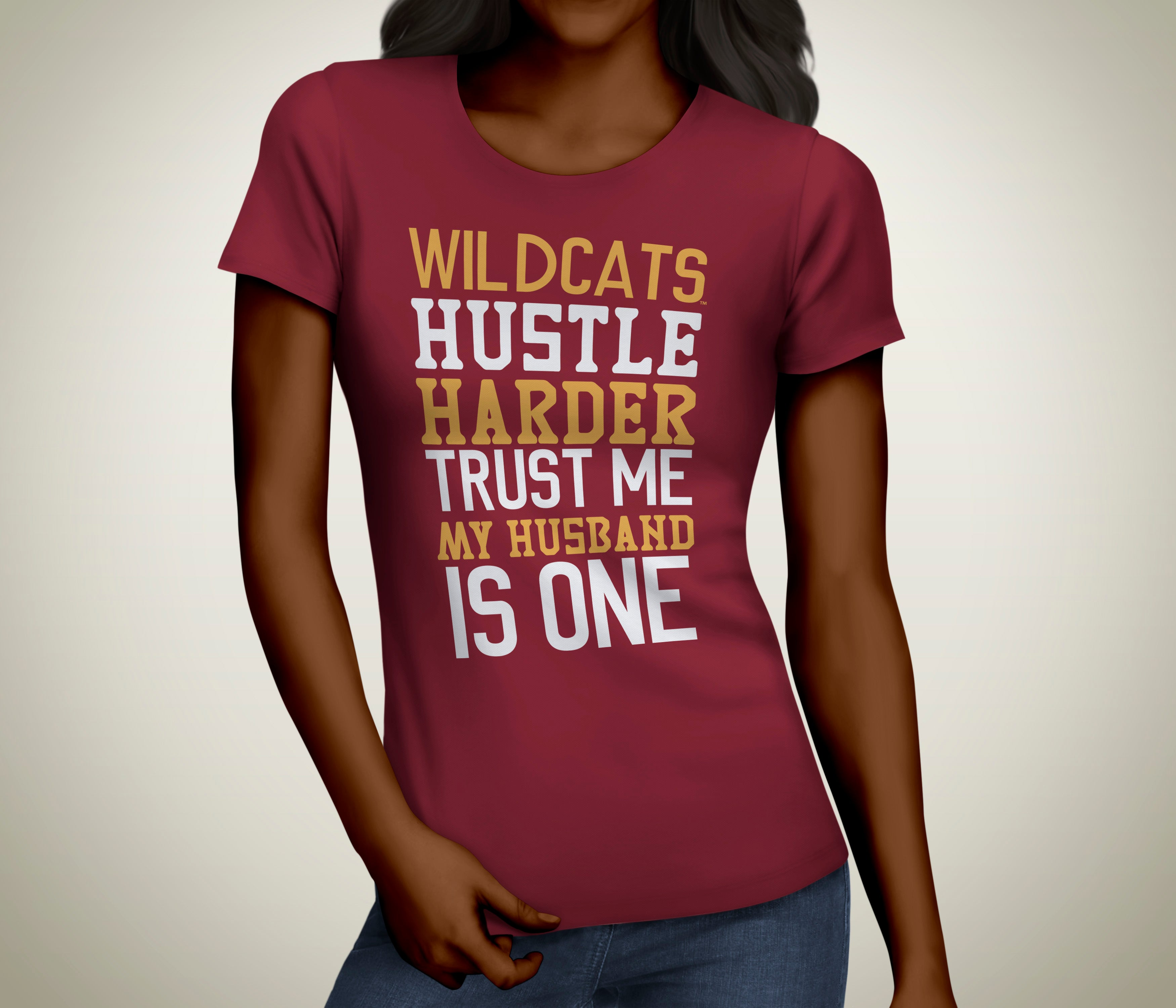 Wildcats™ Hustle Harder - HUBBY