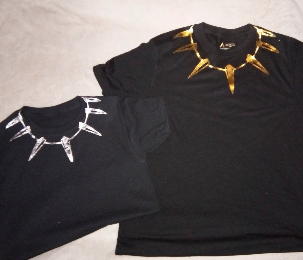 Wakanda Warrior Necklace Tee