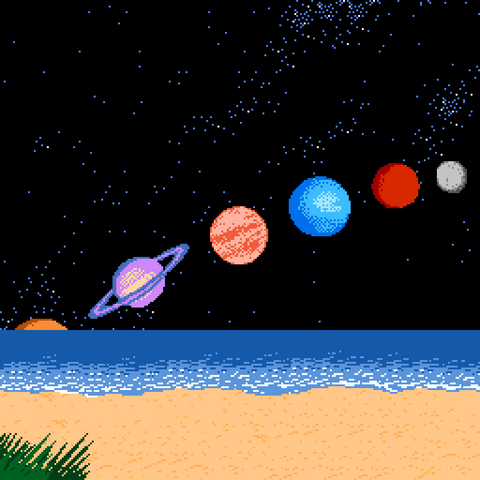 8 Bit Stories Into Your Sea