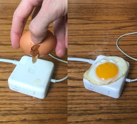 Pablo Rochat Egg on Charger Art