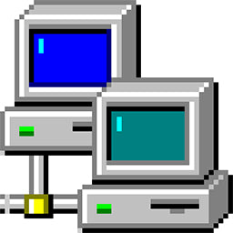 The Signs as Windows 95 Icons - Linked Computers - Gemini