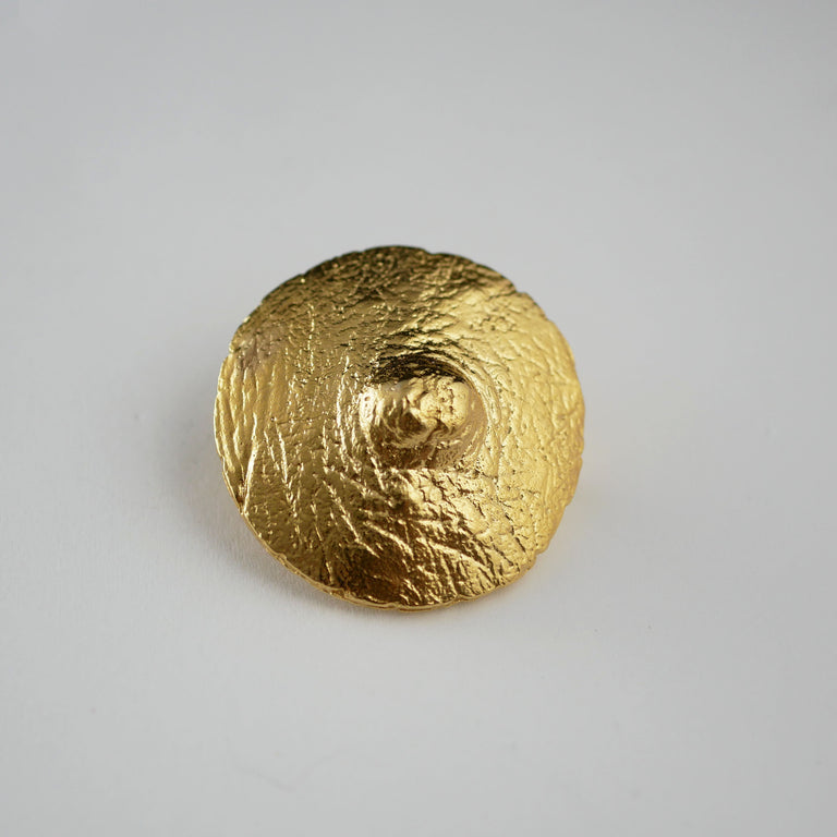 Studio Cult Golden Nipple Pin
