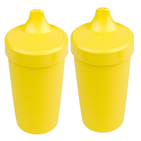 Set Vaso Anti-derrame - Amarillo-Natugo