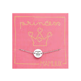 Small steel bracelet - Princess-Natugo