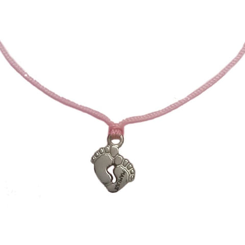 Make a wish bracelet Pink-Natugo