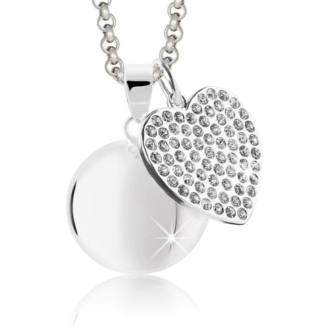 Harmony Ball Crystal heart-Natugo