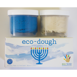 Plasticina Natural-Pack Hanukkah 2 Colores-Natugo
