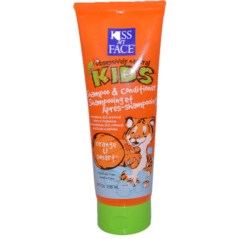Orange U Smart 2 en 1 Shampoo & Acondicionador-Natugo