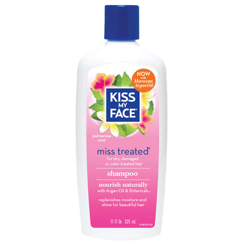 Shampoo Miss Treated de Aceite Argan-Natugo
