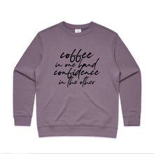 Coffee and Confidence Crew