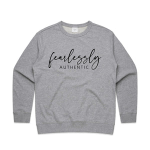 Fearlessly Authentic Crew