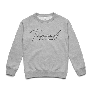 Empowered by a Queen Kids Crew