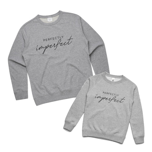 Perfectly Imperfect Crews - Mummy + Me Sets