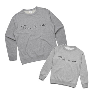 This is Me Crews - Mummy + Me Sets