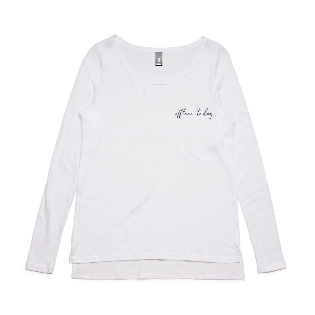 Offline Today Long Sleeve Tee