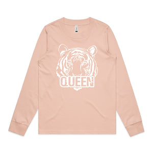 Tiger Queen Long Sleeve