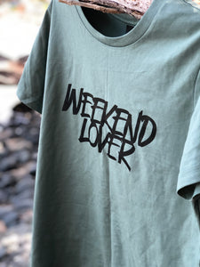 Weekend Lover Tee