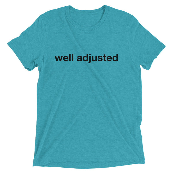 well adjusted - Short sleeve t-shirt