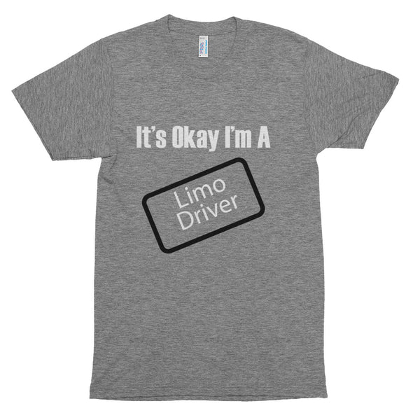 Limo Driver - American Apparel Short sleeve soft t-shirt