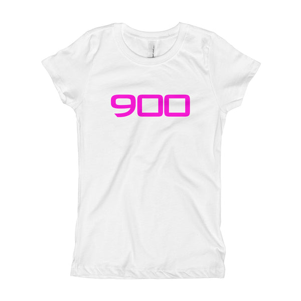 900 Girl's (youth Sized) T-Shirt - Nice Fabric