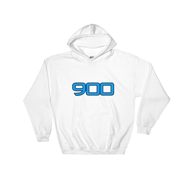 900 - Hooded Sweatshirt