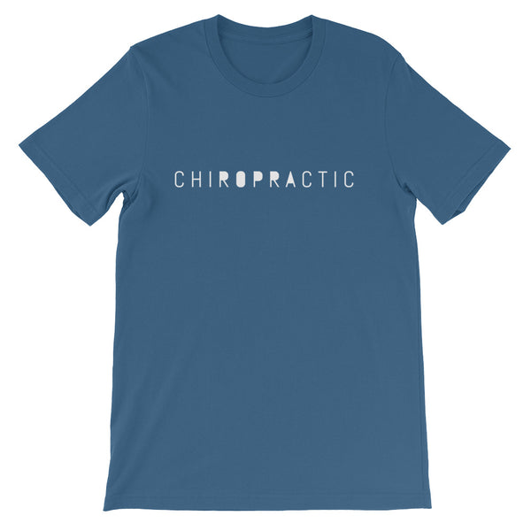 You only get one spine - Take Care of It! - Short-Sleeve Unisex T-Shirt