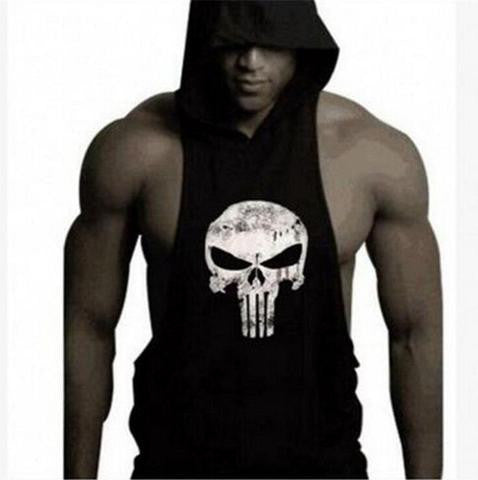 THE PUNISHER GYM HOODIE
